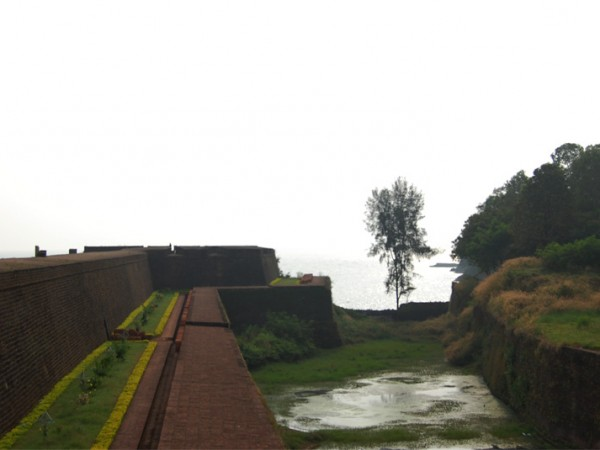 Kannur photos, Fort St. Angelo - Distant View