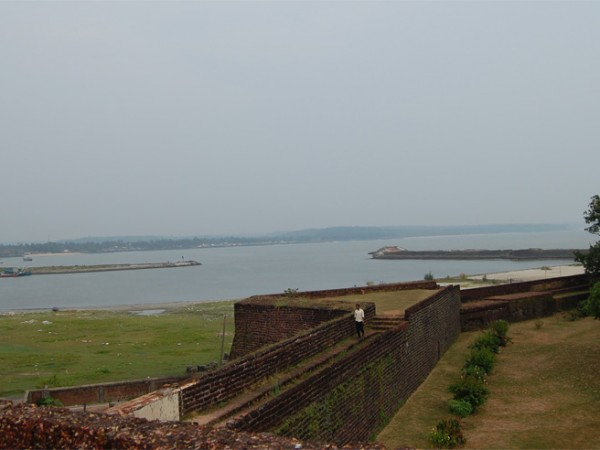 Kannur photos, Fort St. Angelo - Inside View