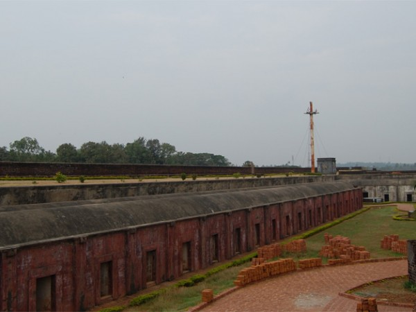 Kannur photos, Fort St. Angelo - Ancient Fort