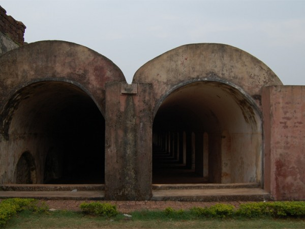 Kannur photos, Fort St. Angelo - Army Barracks