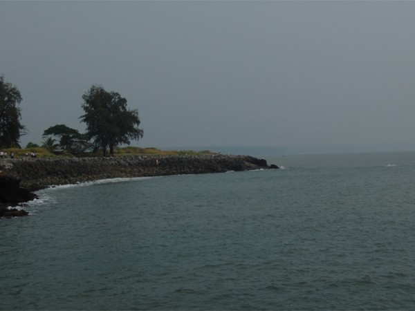 Kannur photos, Fort St. Angelo - Arabian Sea