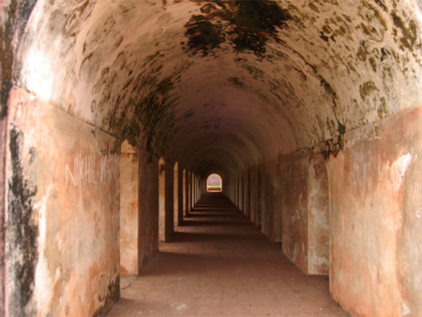 Kannur photos, Fort St. Angelo - Barracks