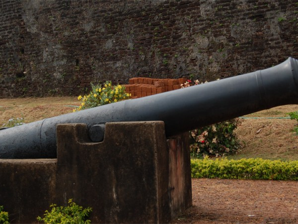 Kannur photos, Fort St. Angelo - 26