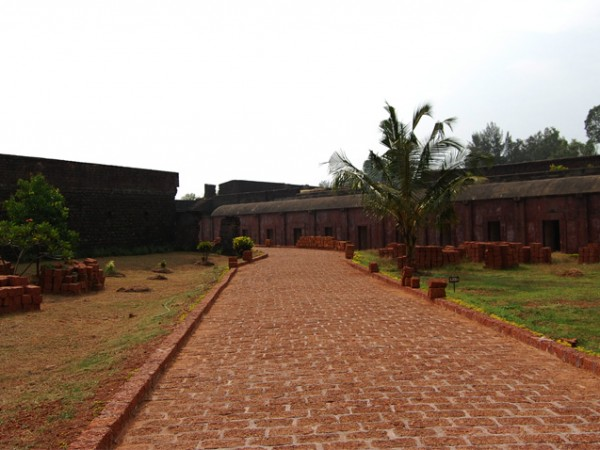 Kannur photos, Fort St. Angelo - 32