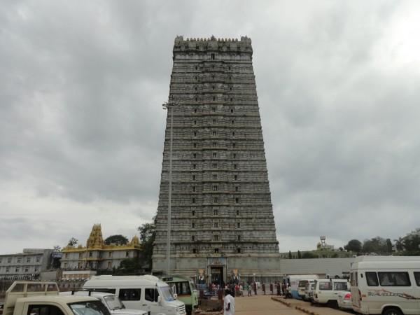 Murudeshwar photos, Murudeshwar Temple & Raja Gopura - Standing Tall