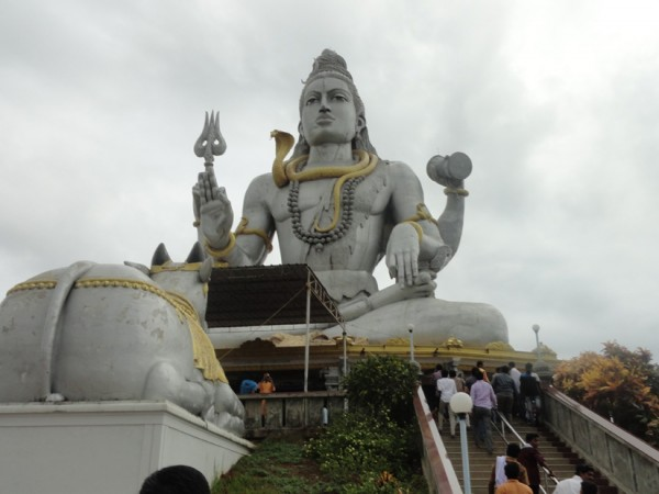 Murudeshwar photos, Statue of Lord Shiva - Life-sized