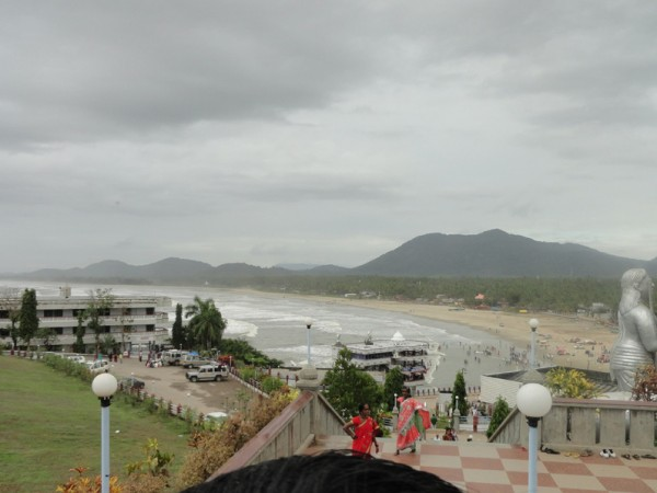 Murudeshwar photos, From a Child's Eye