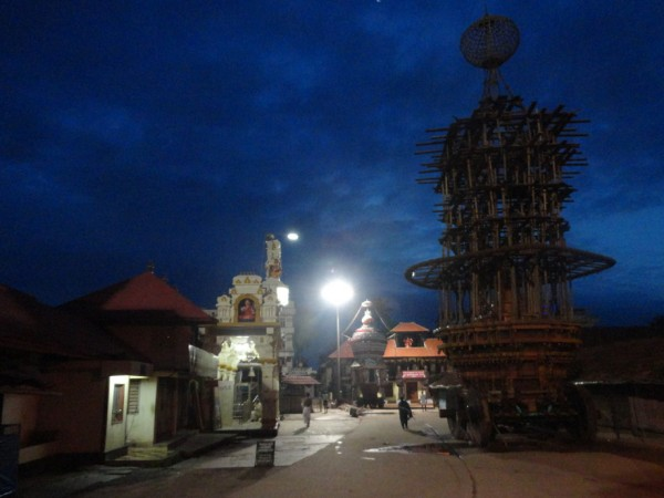 Udupi photos, Krishna Temple - Ratha