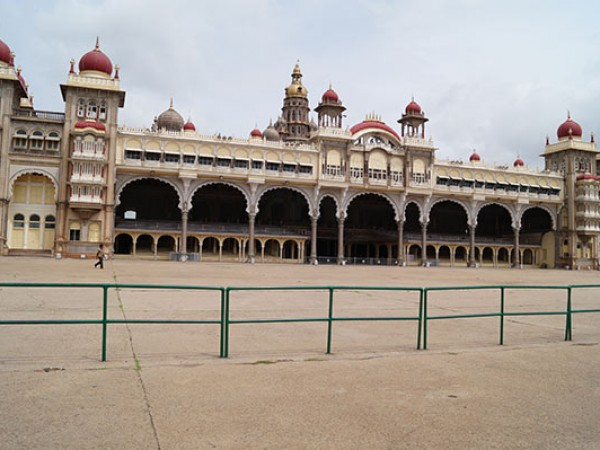 Mysore photos, Mysore Palace - Beautiful View