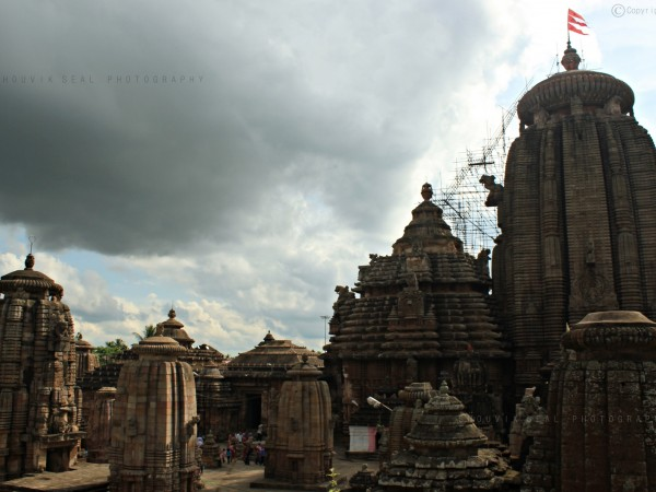 Puri photos, Jagannath Temple - Reconstruction
