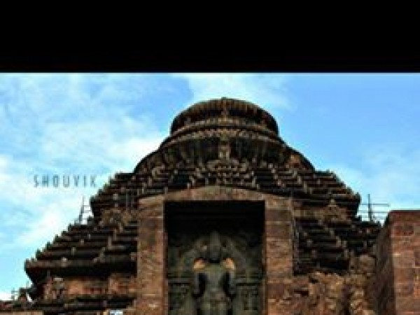 Konark photos, Temple