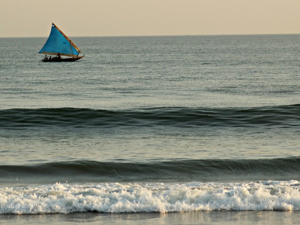 Puri photos, Sailing Boat