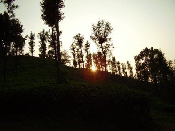Wayanad photos, Sunset