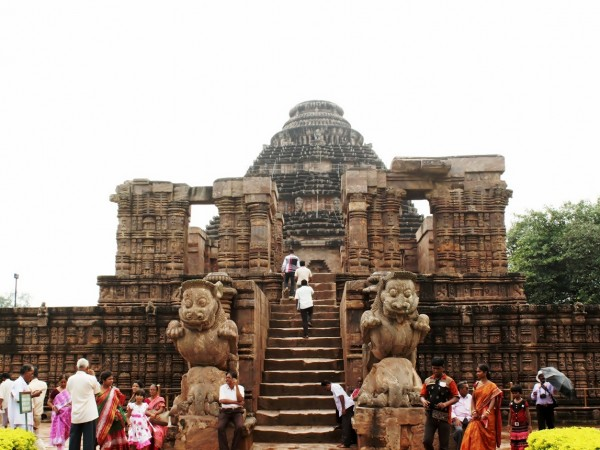 Konark photos, Sun Temple - IMG_4660