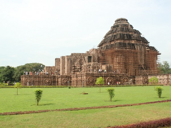 Konark photos, Sun Temple - IMG_4723
