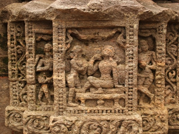 Konark photos, Sun Temple - IMG_4788