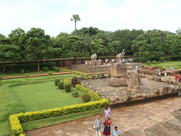 Konark photos, Sun Temple - IMG_4956