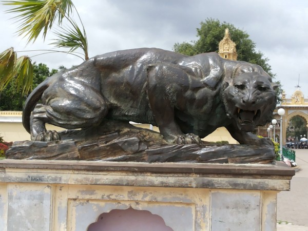 Mysore photos, Mysore Palace - A Stone Structure
