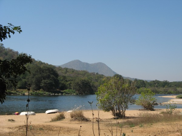 Bheemeshwari photos, Bheemeshwari Fishing Camp - Distant View
