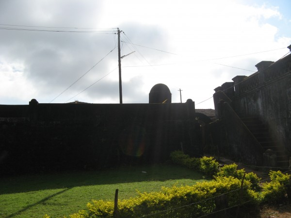 Coorg photos, Madikeri Fort - The Lawns