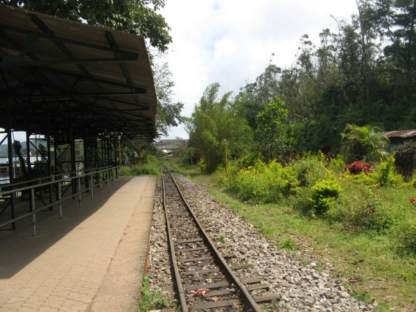 Coorg photos, Raja's seat - Toy Train