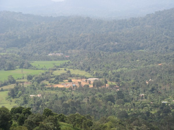 Coorg photos, Raja's seat - Pleasurable View