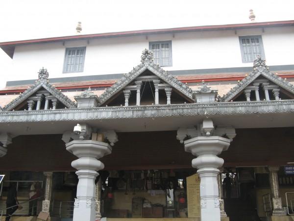 Dharmasthala photos, Dharmasthala Temple - Temple View