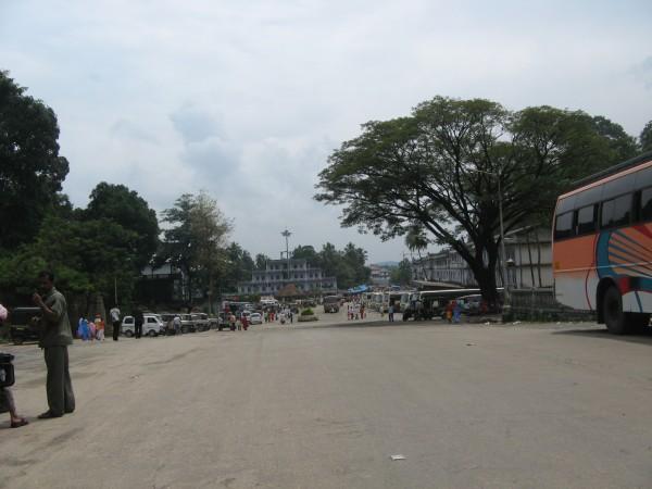 Dharmasthala photos, Dharmasthala Temple - Head Way