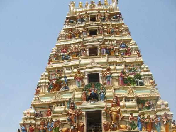 Ghati Subramanya photos, Mukhya Dwara