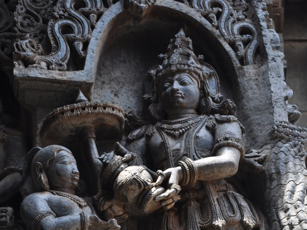Halebid photos, Hoysaleshwara Temple - Myth Today
