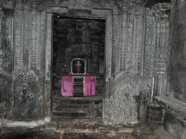 Halebid photos, Hoysaleshwara Temple - The Guardian Deity