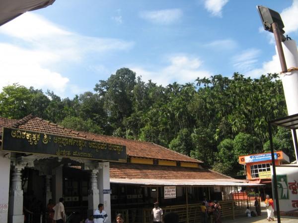 Horanadu photos, Annapoorneshwari Temple - Sri Kshetra