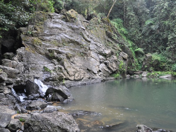 Agumbe photos, Jogigundi Falls - Rejuvenating!
