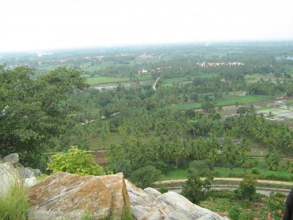 Srirangapatna photos, Karighatta Temple - Karighatta