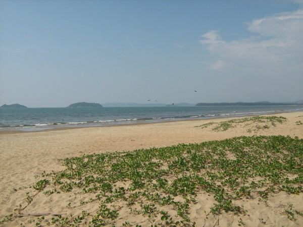 Karwar photos, Karwar Beach - Blue-Green