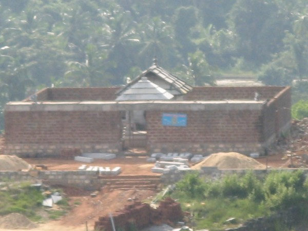 Udupi photos, Pajaka - Under Construction