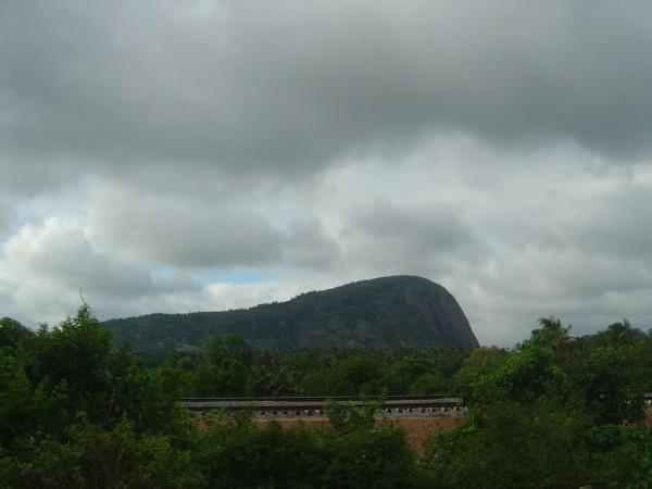 Ramanagaram photos, Rock Climbing - Ramanagaram