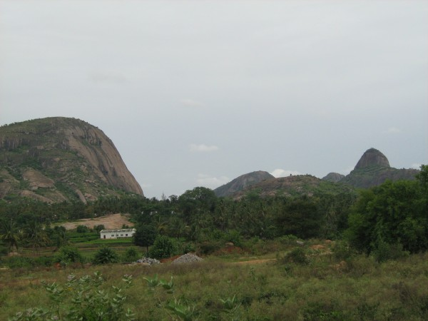 Ramanagaram photos, Rock Climbing at Ramanagaram