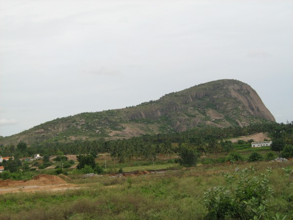 Ramanagaram photos, Rock Climbing - Lion Hill