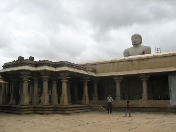 Sravanabelagola photos, Gommatesvara Statue - IMG_1296