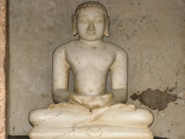 Sravanabelagola photos, Gommatesvara Statue - IMG_1285