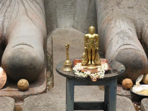 Sravanabelagola photos, Gommatesvara Statue - IMG_1281