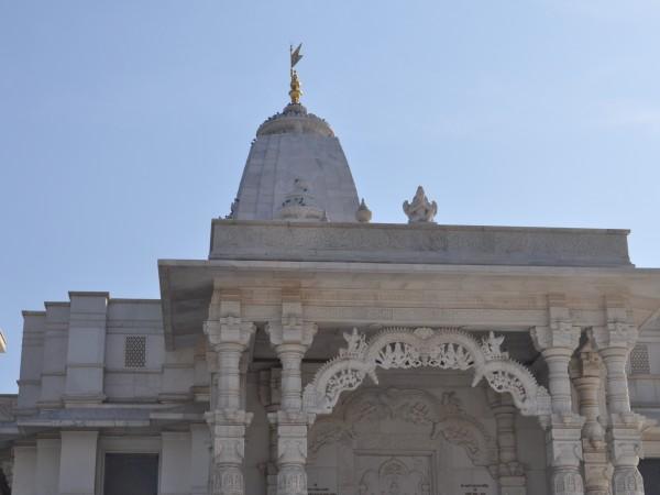 Jaipur photos, Birla Mandir - DSC_0023