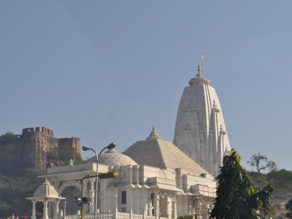 Jaipur photos, Birla Mandir - DSC_0016