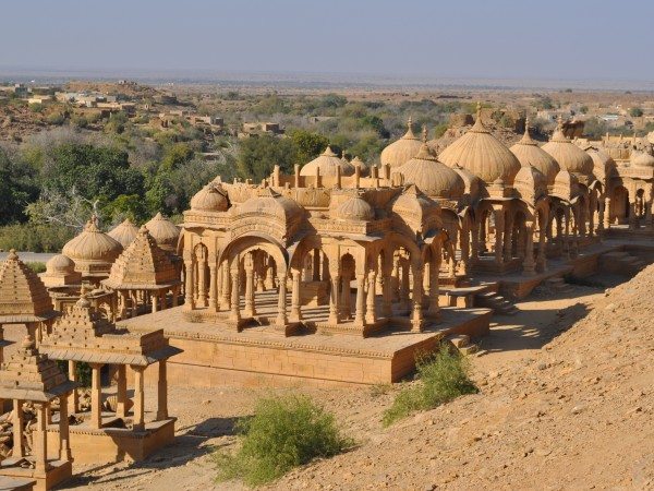 Jaisalmer photos, Bada Bagh - DSC_0506