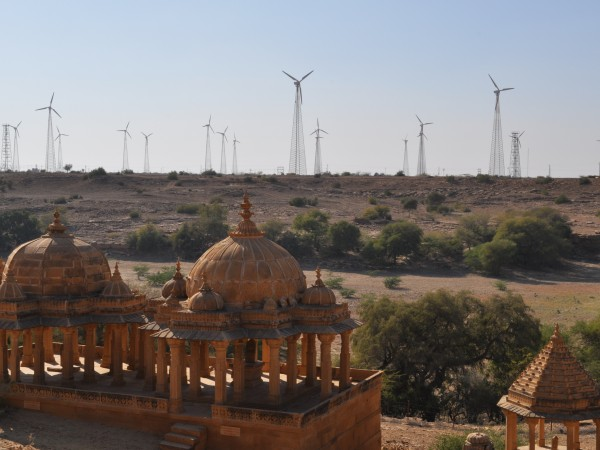 Jaisalmer photos, Bada Bagh - DSC_0499