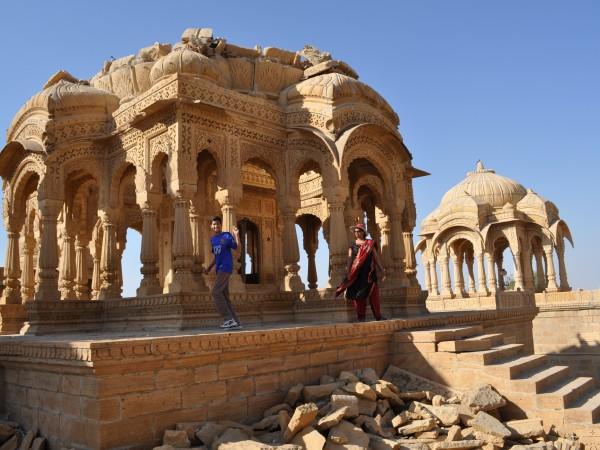 Jaisalmer photos, Bada Bagh - DSC_0496