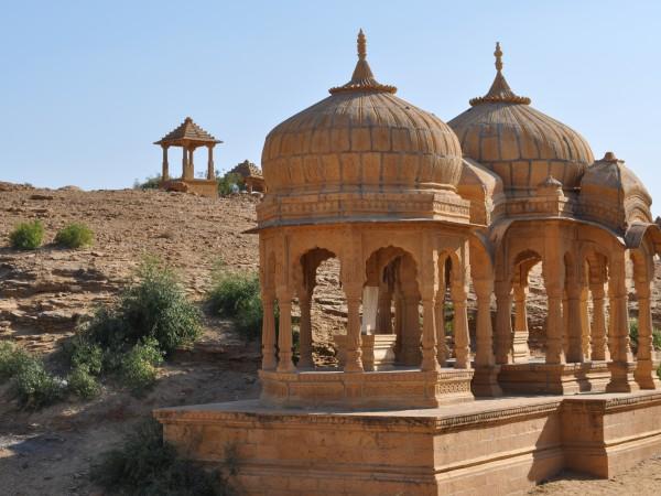 Jaisalmer photos, Bada Bagh - DSC_0494