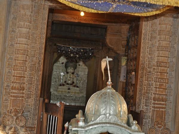 Jaisalmer photos, Jain Temples - DSC_0437
