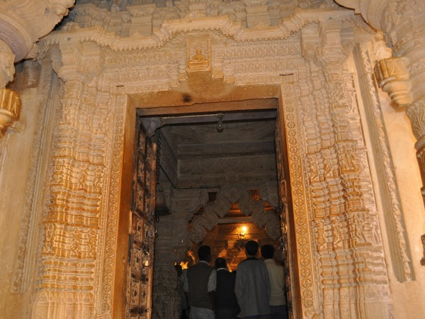 Jaisalmer photos, Jain Temples - DSC_0434